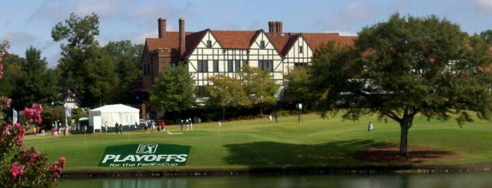 East Lake Golf Club is one of The Legacy of Bobby Jones.