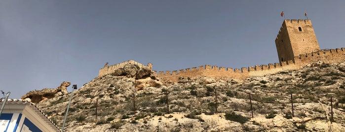 Castillo de Sax is one of Tempat yang Disukai Bere.