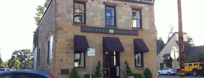 Vintner's Collective is one of Jenさんの保存済みスポット.