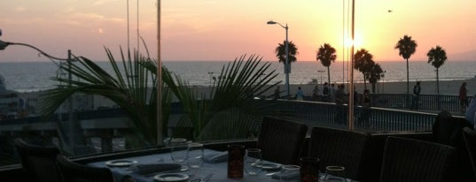 The Lobster is one of Santa Monica.
