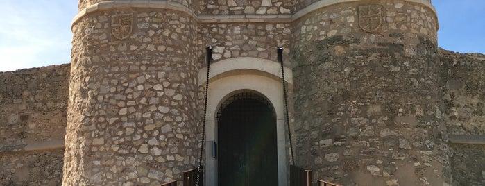 Castello de Chinchilla de Monte-Aragón is one of สถานที่ที่ Miguel ถูกใจ.