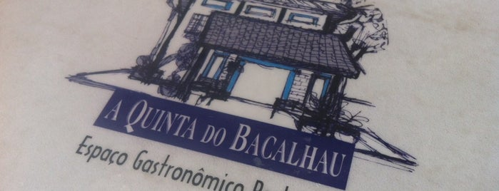 Quinta do Bacalhau is one of Gastronomia Típica na Granja Viana.