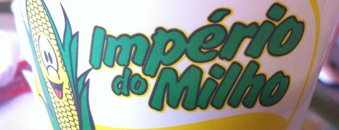 Império do Milho is one of Posti che sono piaciuti a Roberto.