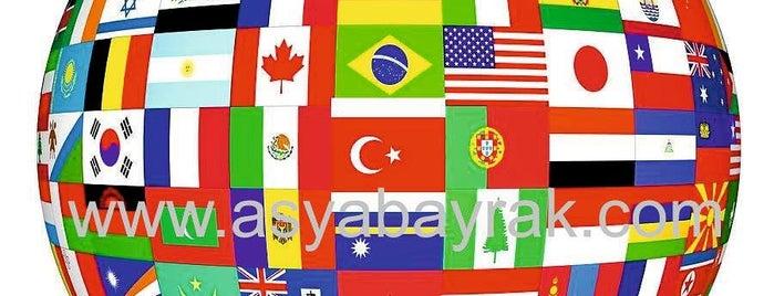 Asya Bayrak is one of Lugares favoritos de ASYA.