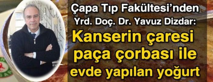 Şöhret İşkembe Kelle Paça is one of Orte, die Yiğit gefallen.