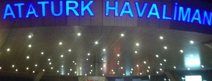Aeropuerto Ataturk de Estambul (ISL) is one of Airports Europe.