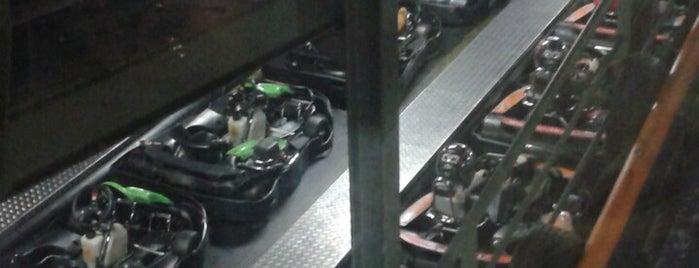 Karting Kart is one of Locais curtidos por Andoni.