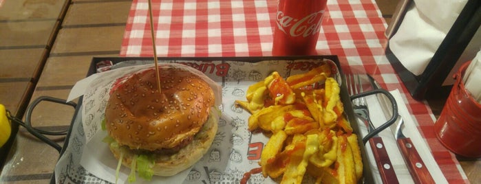 Come To Burger is one of Posti salvati di Merve.