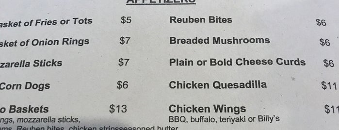 Billy Bob's Pub &Grub is one of Karaoke.