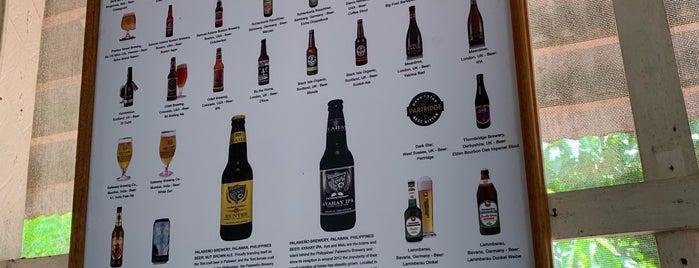 Palaweno Brewery is one of Lugares favoritos de Kalle.