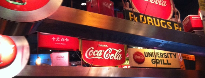 World of Coca-Cola is one of Destination: Atlanta.