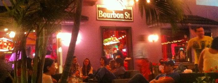 Bourbon St is one of สถานที่ที่บันทึกไว้ของ Georban.