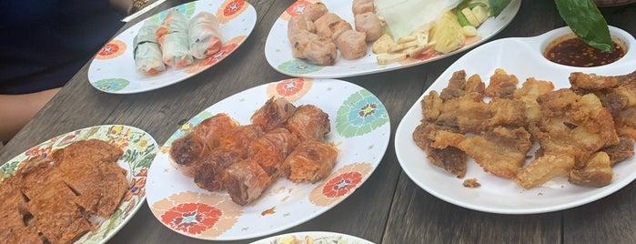 ยายเต็มอาหารเวียตนาม is one of nagojora : понравившиеся места.