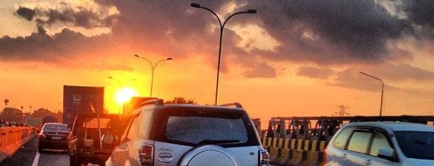 Jalan Tol Reformasi is one of Favorite Great Outdoors.