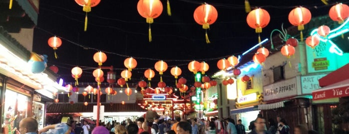 Chinatown Summer Nights is one of LA.