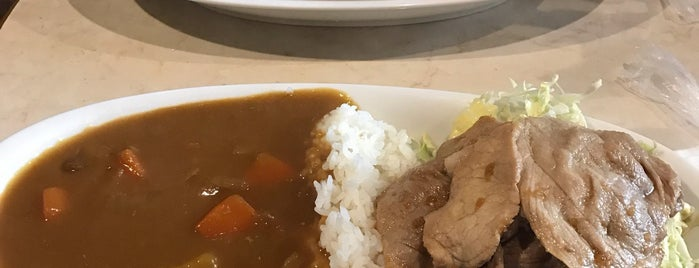 凱旋門 is one of TOKYO-TOYO-CURRY 3.