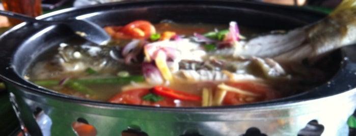 Saujana Seafood is one of Mark 님이 저장한 장소.