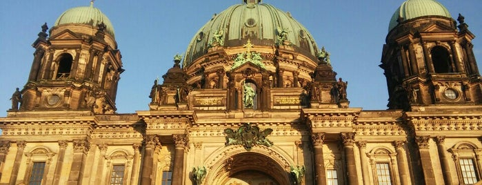Berlin City Tour – Lustgarten/Museumsinsel is one of Berlin #4sqcities.