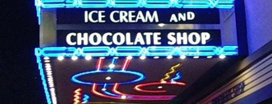 Ghirardelli Ice Cream & Chocolate Shop is one of SoCal Screams for Ice Cream!.