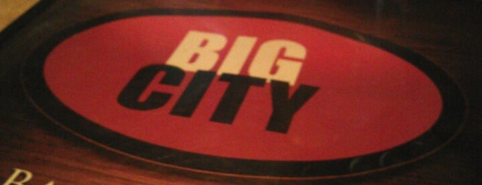 Big City Bar & Grill is one of Detroit's Finest.