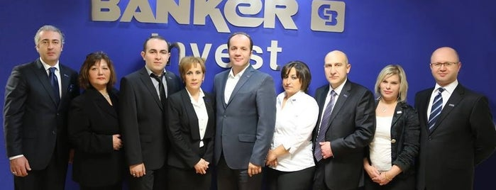 Coldwell Banker İNVEST is one of Ersel : понравившиеся места.