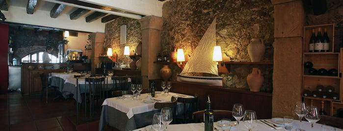 El Llagut is one of Tarragona Gastronòmica.