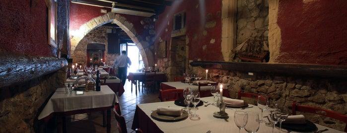 Racó de l'Abat is one of Tarragona Gastronòmica.