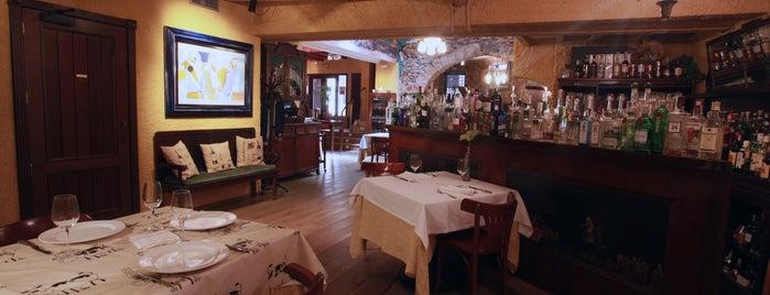 Les Coques is one of Tarragona Gastronòmica.