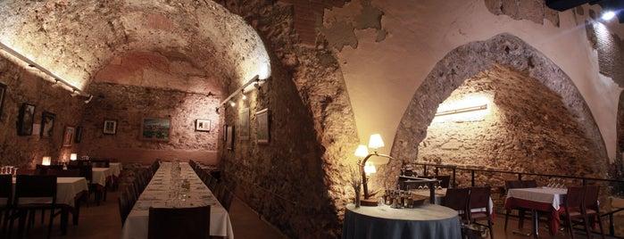 Les Voltes is one of Tarragona Gastronòmica.
