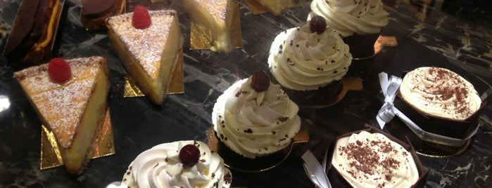 Thierry Chocolaterie Patisserie is one of Foodie Love in Vancouver.