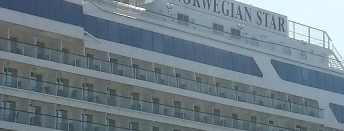 Norwegian Star is one of Best Spots to Visit.