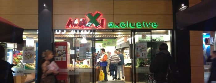 Maxi Exclusive is one of Belgrad.