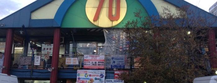 Chinatown | Kineski tržni centar is one of สถานที่ที่ Dejan ถูกใจ.
