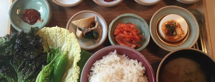 할머니의 레시피 is one of Seoul.