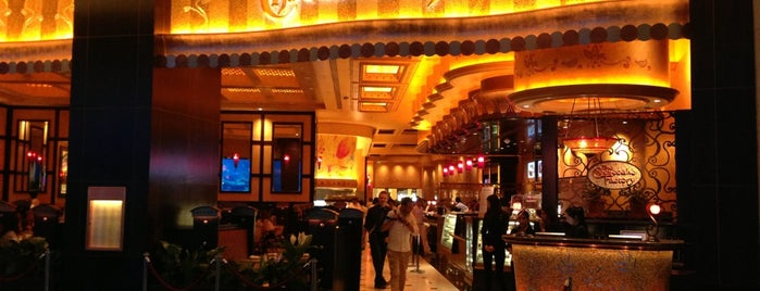 The Cheesecake Factory is one of Dubai.