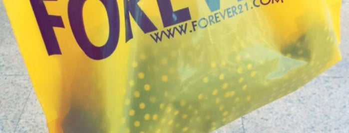 Forever 21 is one of Saudi Arabia - Riyadh.