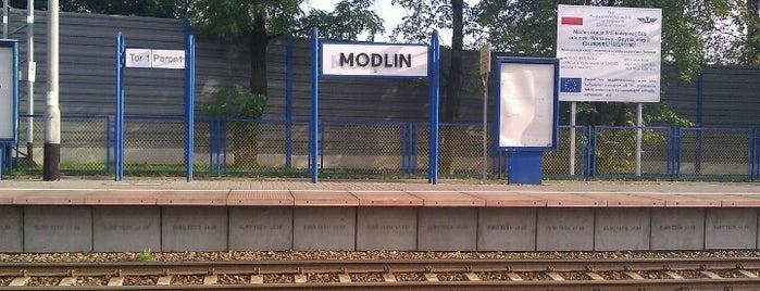 Modlin is one of Orte, die Алла gefallen.
