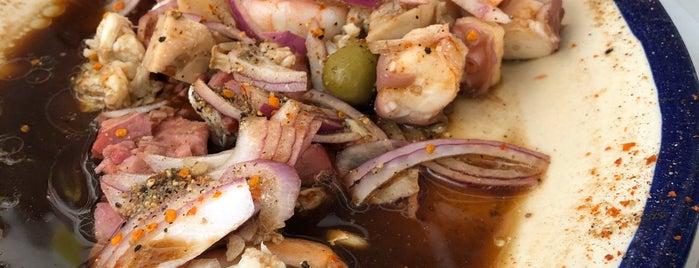 Pancho's Sea Food is one of Jesus 님이 좋아한 장소.