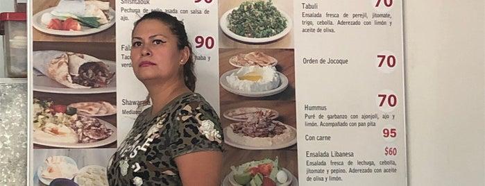 Shawarma Comida Libanesa is one of Jesus'un Beğendiği Mekanlar.