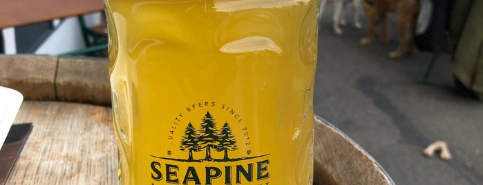 Seapine Brewing Company is one of Beer Spots.