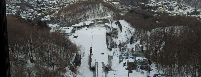 Okurayama Ski Jump Stadium is one of Japan 🇯🇵.