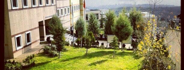 Kocaeli Üniversitesi is one of liste2.