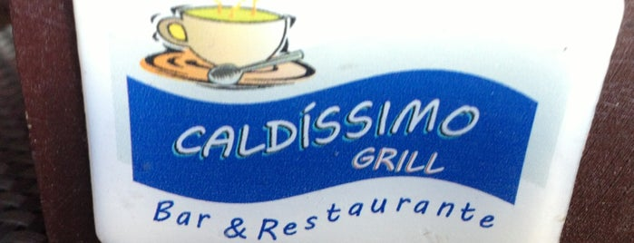 Caldíssimo Grill is one of Lieux qui ont plu à Erik.