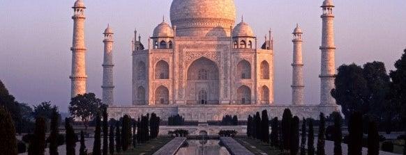 Taj Mahal | ताज महल | تاج محل is one of Lieux sauvegardés par Esra.