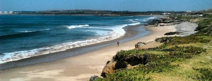 Praia de São Torpes is one of Tugalândia.