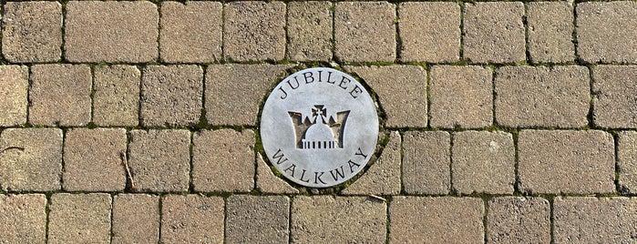 Jubilee Walkway is one of London.