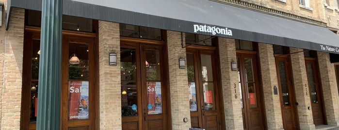 Patagonia Austin is one of Austin.