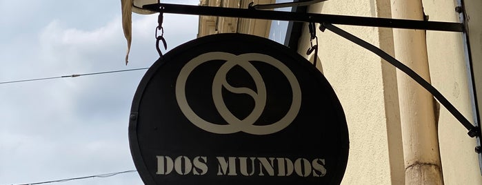 Dos Mundos Café is one of Best Coffee and Sweet spots in Prague.