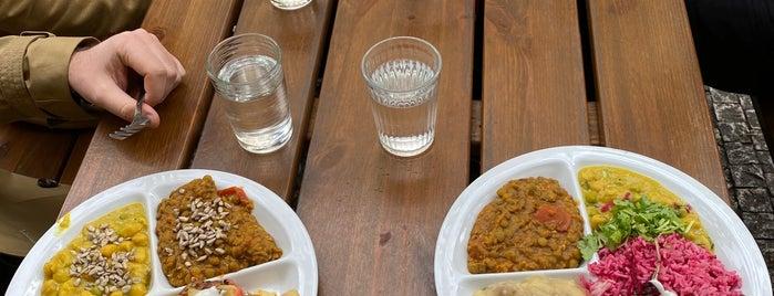 Sandokan is one of Veggie/Vegan Spots.