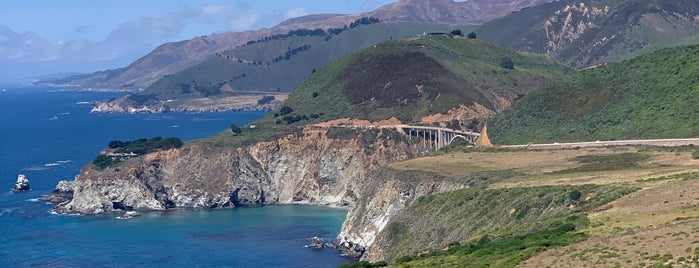 Cypress Point Lookout is one of HWY1: SF to Davenport.